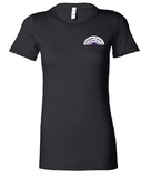 Dialysis Center - Bella Favorite Ladies FITTED Tee