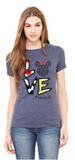 "Orlando ""Love"" -Women's Favorite Tee"