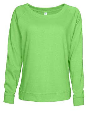 Girl Boss - Ladies Campus Fleece Slouchy Crew