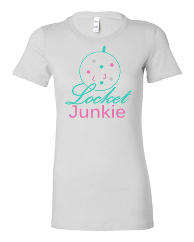 Locket Junkie - Bella Favorite FITTED Tee