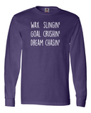 Scents Make Cents - Fruit of the Loom - HD Cotton Long Sleeve T-Shirt