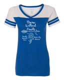 Dream Without Limits - Women's Powder Puff T-Shirt