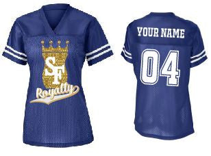 Team Wick Kickin CowGirls SFR team shirt - LADIES Replica Jersey
