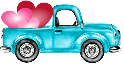 Valentines Day Truck SALE!