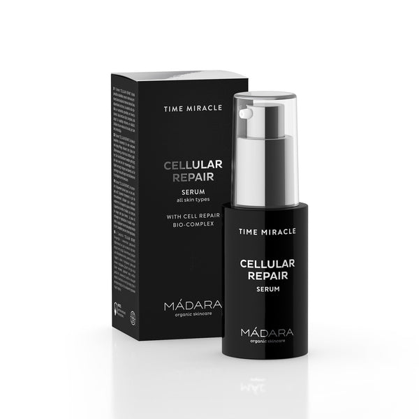 Madara Time Celluar Renew Serum Hero London