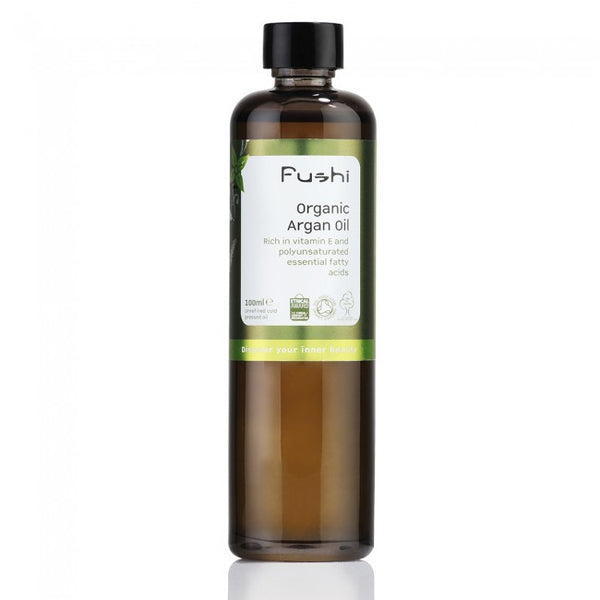 Fushi Organic Argan Oil Hero London