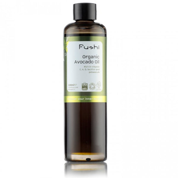 Fushi Organic Avocado Oil Hero London