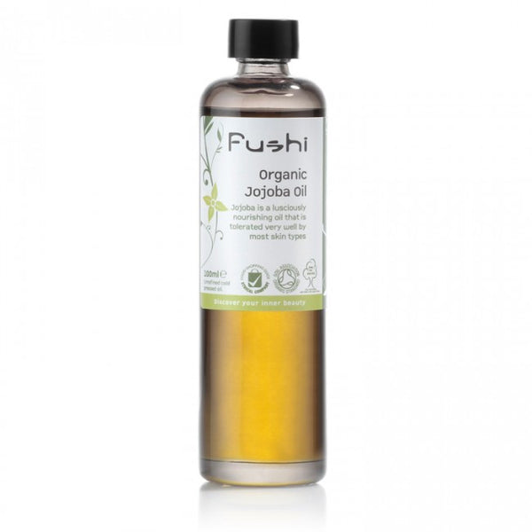 Fushi Organic Jojoba Oil Hero London
