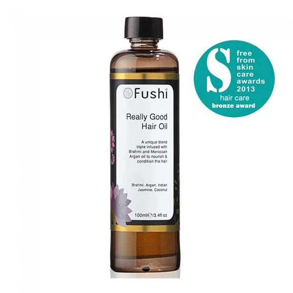 Fushi Really Good Hair Oil Hero London