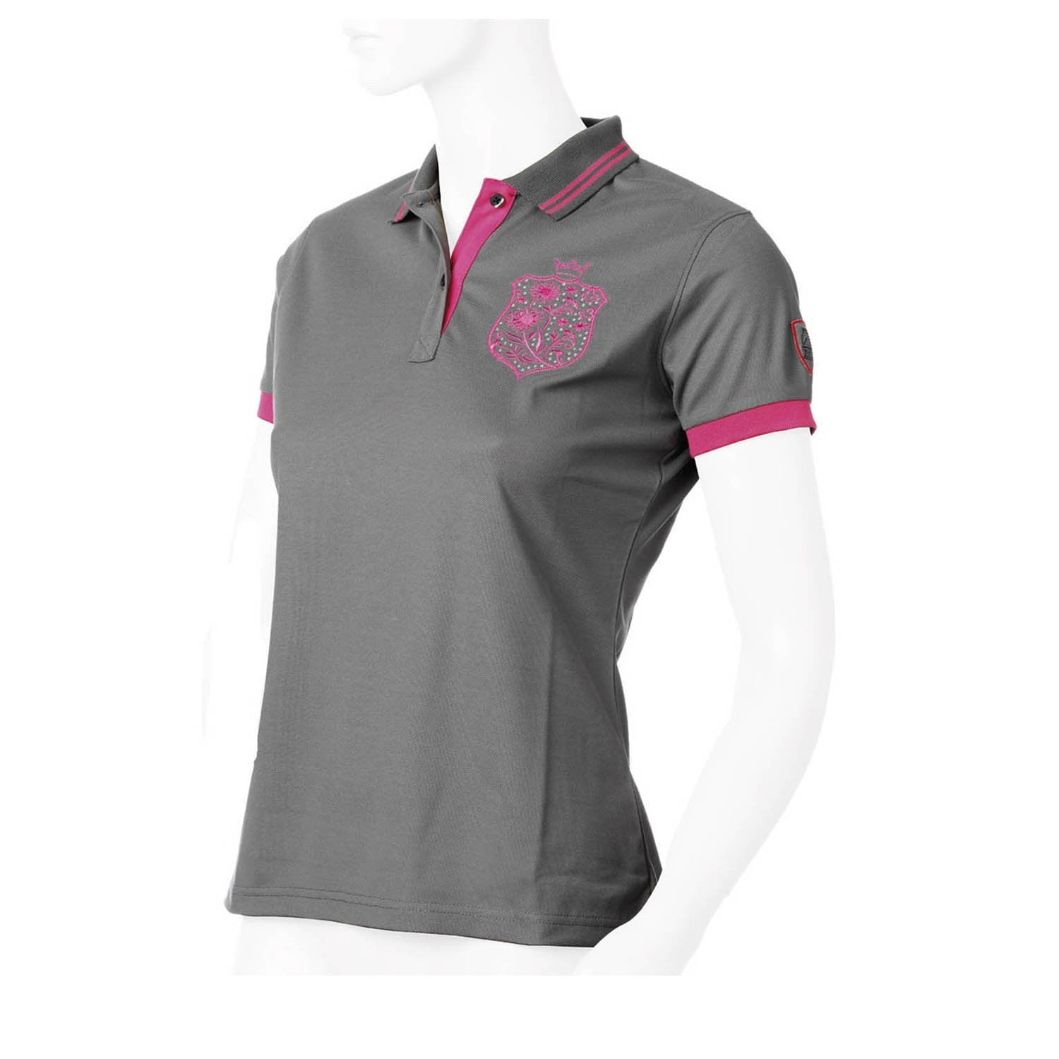 Ladies Horse Riding Polo Shirts Sis Solutions