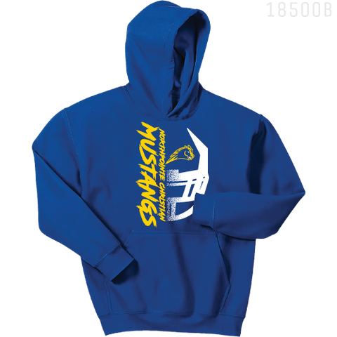 18500B NPC YOUTH COTTON HOOD