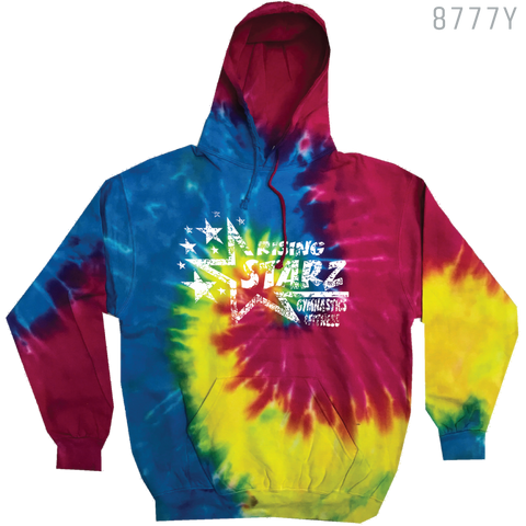 8777Y RS YOUTH TIE DYE
