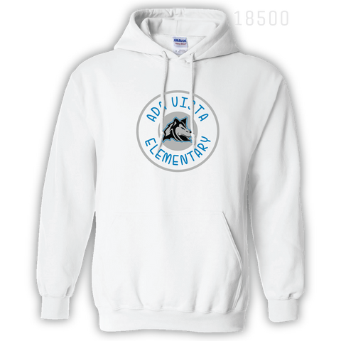 18500 MENS COTTON HOOD