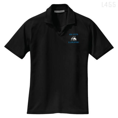 L455 LADIES RAPID DRY POLO