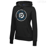 LST254 LADIES PULLOVER HOOD