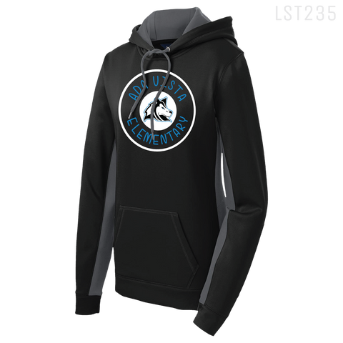 LST235 LADIES POLYESTER HOOD