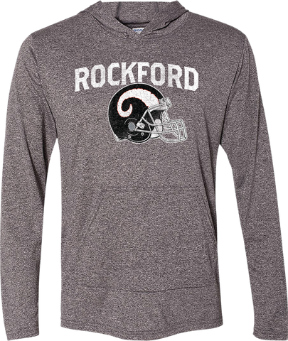 ROCKFORD FOOTBALL MENS HOOD