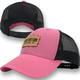 ROCKFORD MICHIGAN PINK RAM NATION HAT