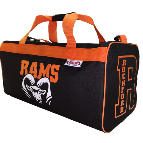 ROCKFORD RAMS DUFFLE BAG