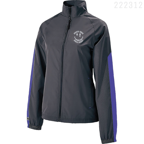 222312 SPARTA ROCK RUGBY LADIES JACKET