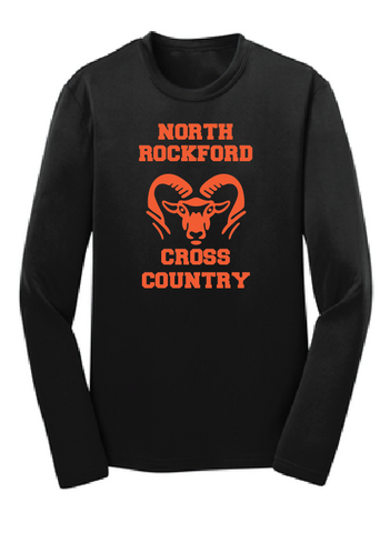 NRMS Cross Country Youth Moisture Wick L/S T YST350LS