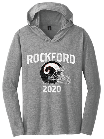 Rockford Football 2020 District ® Perfect Tri ® Long Sleeve Hoodie