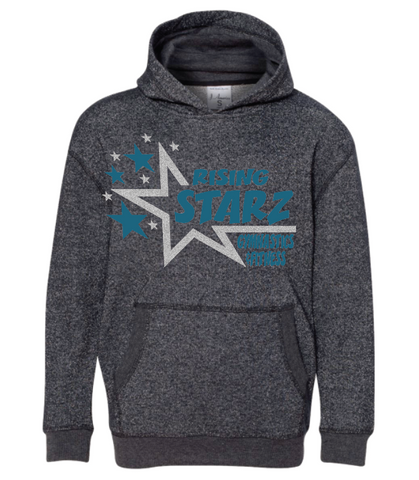 J.America® Youth Glitter French Terry Hood