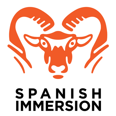 Spanish Immersion Vinyl Decal