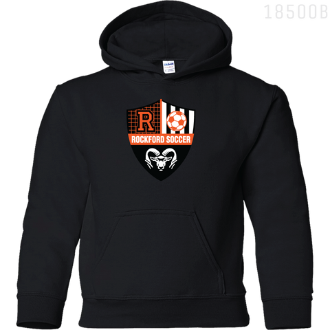18500B YOUTH HOODY