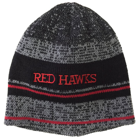 CEDAR SPRINGS RED HAWKS BEANIE HAT