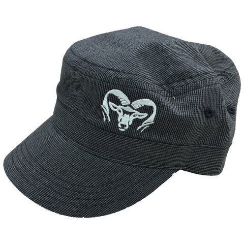 ROCKFORD RAM HEAD MILITARY HAT