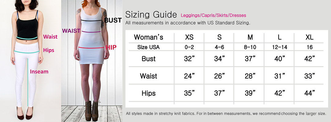 size-chart-with-measurements-guide