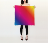 Rainbow Dreams Scarf - Mischievous Design
