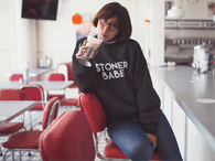 Stoner Babe Sweater