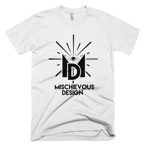 Mischievous Design Short sleeve Tee - Mischievous Design