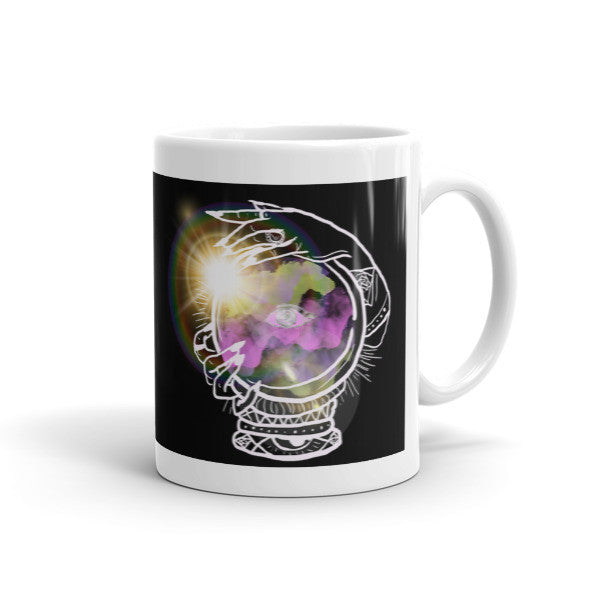Bleak Future Mug - Mischievous Design