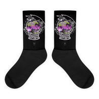Bleak Future Socks - Mischievous Design