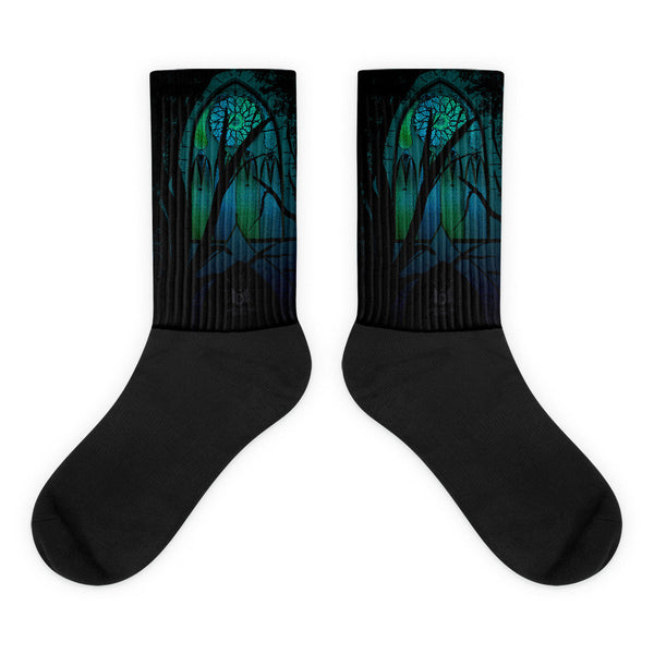 Architecture Socks - Mischievous Design