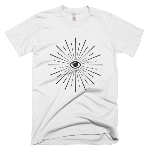 Eyem Watching Tee - Mischievous Design