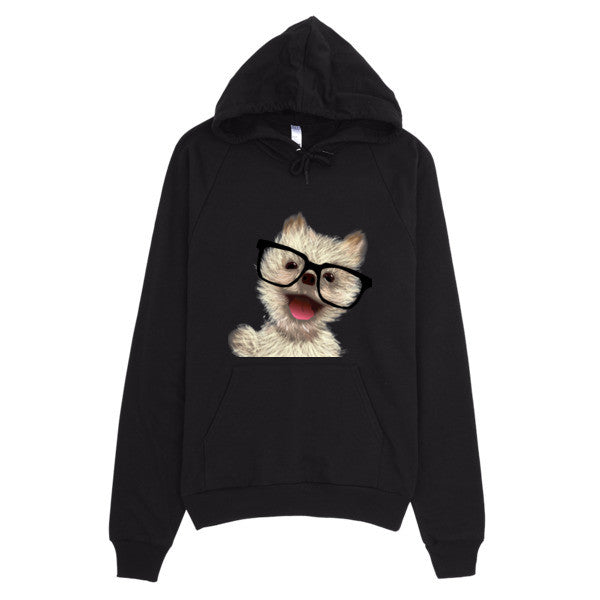 Adorable-Hoodie-Mischievous Design-ethical-fashion