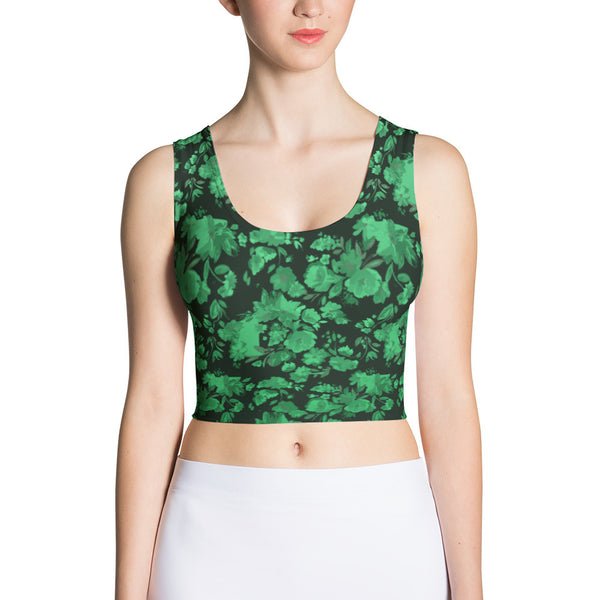 Greenery Crop Top