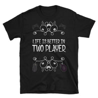 Two Player Update 2.1 Unisex Tee