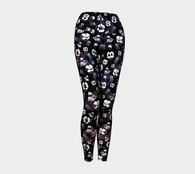 Capitoleyes Fancy Ecopoly Yoga Leggings