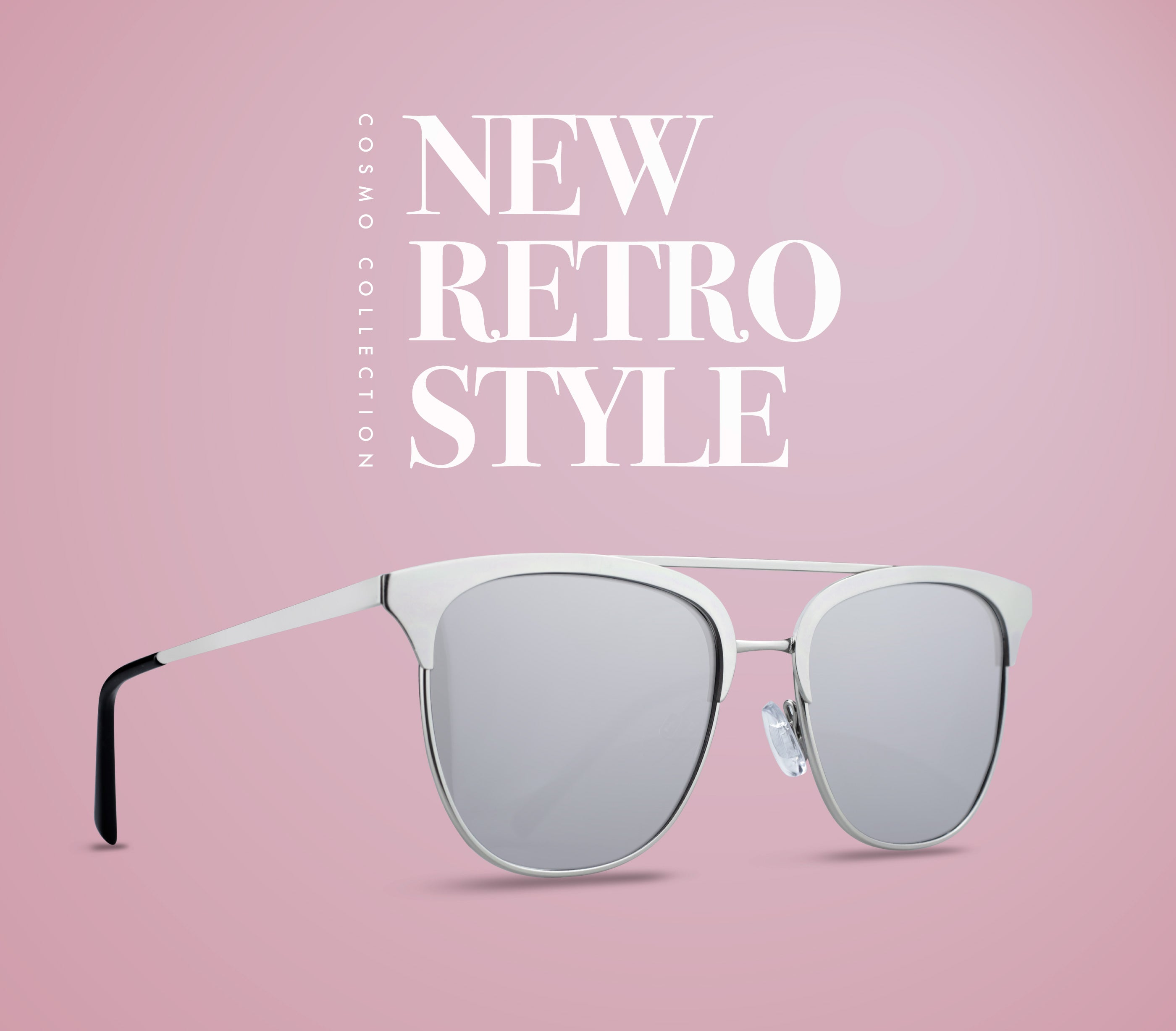 Cosmo Collection. New Retro Style