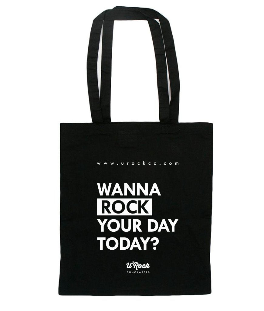 U´ROCK TOTE BAG