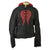 VL1581 Ladies Textile Jacket Embroidery & Removable Hoodie