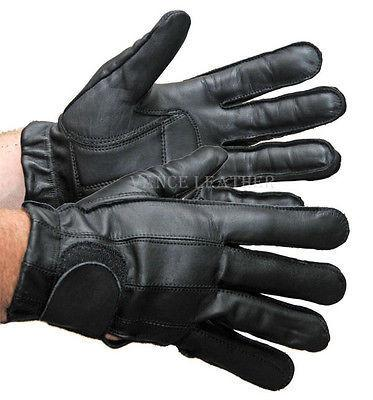 VL408 Vance Leather Gel Palm Driving Glove