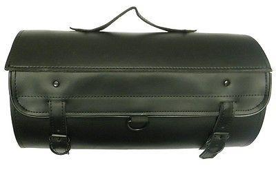 VS371 Vance Leather Medium Sissy Bar Roll Bag