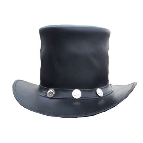 Black Diamond Buffalo Nickel Top Hat