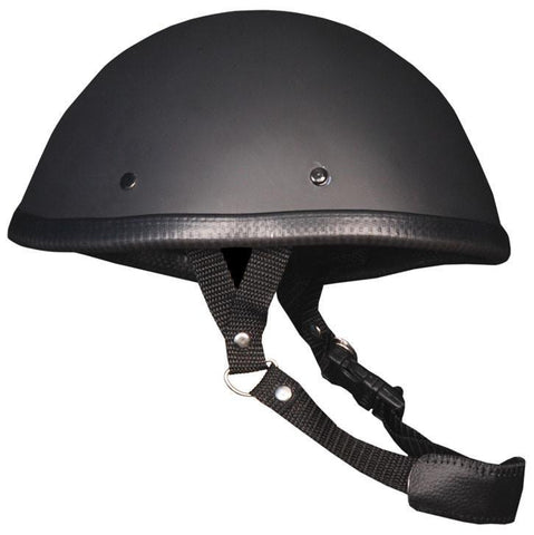 HF2305 NOVELTY Smokey Helmet in Flat Black